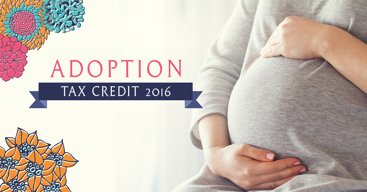 2016 Adoption Tax Credit